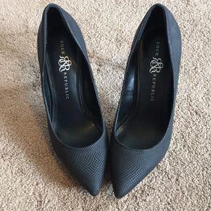 Rock & republic heels size 10